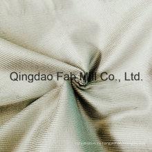 11 Уэльс 100% органическая хлопчатобумажная ткань из ткани вельвета (QF16-2671)
