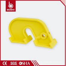 Geformter Gehäuse-Leistungsschalter (gelb), MCB-Sperrung BD-D05-5, für große Leistungsschalter