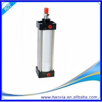 SC Tipo Estándar Cilindro neumático de aire de la serie para el doble efecto