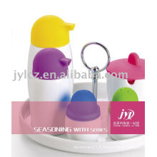 colorfull silicone cover kitchen set