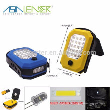 Asia Leader Produkte BT-4810 3LED + 30SMD 1200 Lumen Portable LED Arbeitsleuchte