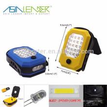 Азия Лидер Продукты BT-4810 3LED + 30SMD 1200 люмен Портативные светодиодные лампы работы