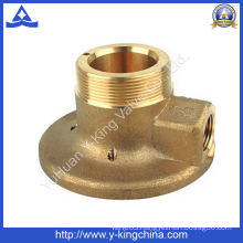 Sand Blasted Brass Fitting with BS Thread* (YD-6024)