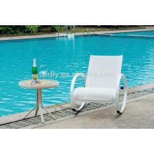 Terrasse im freien Poolmöbel aus China-Strandkörbe