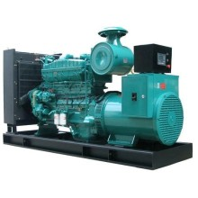 marine generator set in silent open type
