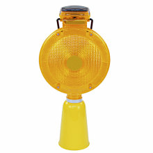 Top for Solar Power Warning Light Solar Power LED Warning Light for Traffic Cone export to Mali Suppliers