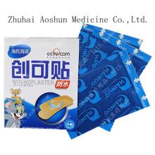 Гибкие тканевые бандажи Woundplast Hand-Aid