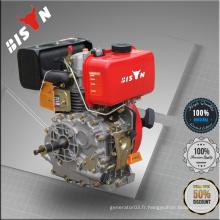 BISON Chine Taizhou Générateur de prix bas du moteur 8.5HP Génératrices Hyundai Diesel
