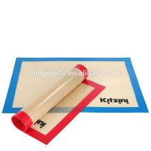 Non-Stick Hitzebeständige wiederverwendbare Silikon-Backmatte