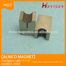 Permanent alnico magnet special shaped 2014 new product