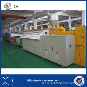 PVC Wood Plastic Profile Extrusion
