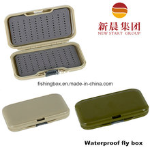 Gray Waterproof Fly Fishing Box