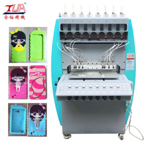 Plastic Silicone Phone Holder Making Machine