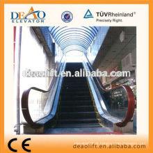Segurança e boa qualidade Escada rolante