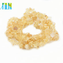 Wholesale topaz citrine semi precious gemstone chips