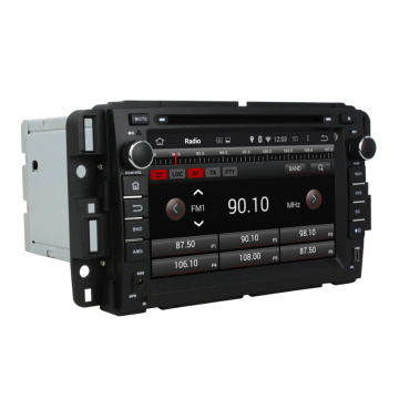 Android Car DVD Player สำหรับ GMC Yukon / Tahoe 2007-2012