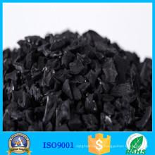 Carbón de leña activado con aceite de menta