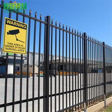 powder coated steel used swimming security aluminum