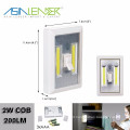 COB LED Wireless Night Light With Switch