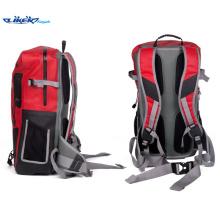 Novo design impermeável saco para caiaque mochila saco com zíper