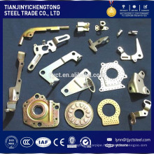 Custom stamping Laser cutting Punching Bending stainless steel parts