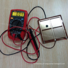 Silicone eletricamente condutivo