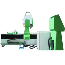Router de mármore da máquina de gravura da lápide do CNC
