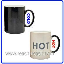 Taza de cerámica, taza de cambio de color (R-3061)