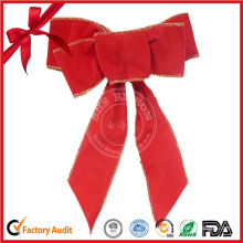 Wholesale Custom Velvet Ribbon Bow