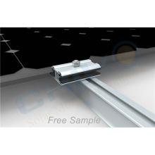 New Design Solar Panel Roof Mounting Aluminum Rail Connector Rail Splice Kits