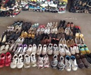 Cheap Used Shoes and Clothing