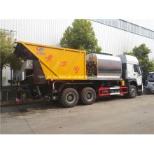 Caminhão síncrono do aferidor da microplaqueta de HOWO 6X4