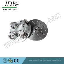 Marteau rotatif à diamant 125mm pour meulage de pierre et de béton