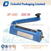 Shenzhen 220 V saco de plástico máquina de selagem a quente