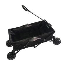 Carrinho de vagão portátil carrinho dobrável para jardim