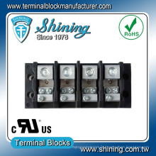 TGP-050-04JSC Connecteur de borne à bornes UL à 3 pôles 50 ampères 4 positions