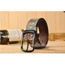 colorfull cartoon printed belt