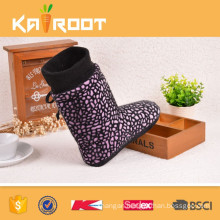 high quality flat sole winter boots indoor slippers