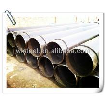 Высоким давлением DIN17175 котельная труба стальная