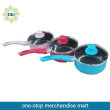 Wholesale colorful sauce pan