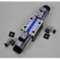 High efficiency hydraulic solenoid valve