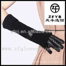 extended cuff winter glove
