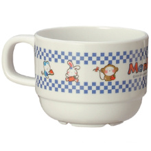Melamine Kid′s Tableware Children Coffee Mug (BG623H)