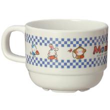 Caneca de café das crianças dos utensílios de mesa da melamina (BG623H)