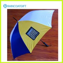 """Paraguas de Golf con Publicidad de 30 """"* 8k Fibra de Vidrio"""