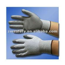 13Gauge бесшовные вязать влияние порезостойкие перчатки ZMR411