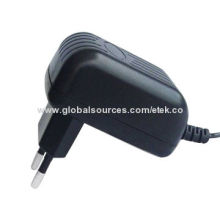 8W Switching Adapter with 90 to 264V AC Input Voltages, 0 to 8.5W Output Power, Used for DVD Players