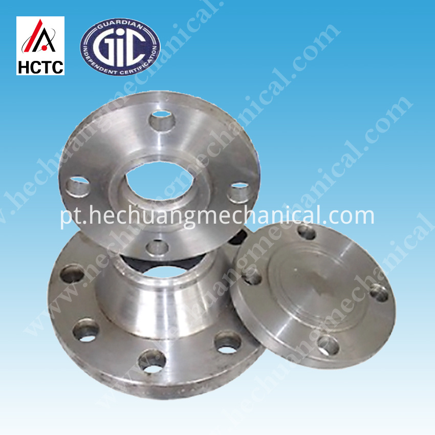 ANSI B16.5 Welding Neck Forged Flanges-1