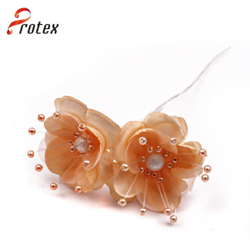 Protex Cheap Wholesale Artificial Flowers Making for Home Decoration