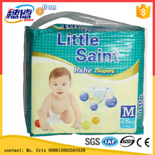 Sleepy Disposable Baby Diaper Guangzhou Manufacture